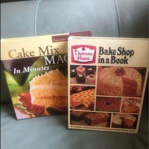 Vintage cook books Excellent condition